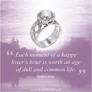 calla gold jewelry gems of wisdom aphra behn